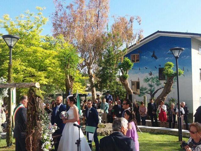 Il matrimonio di Tiziana e Vito  a Coreno Ausonio, Frosinone 13