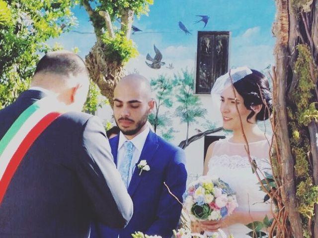 Il matrimonio di Tiziana e Vito  a Coreno Ausonio, Frosinone 14