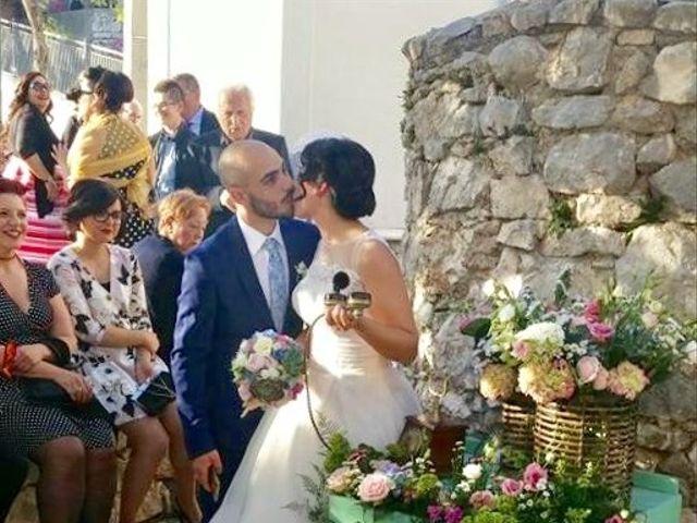 Il matrimonio di Tiziana e Vito  a Coreno Ausonio, Frosinone 19