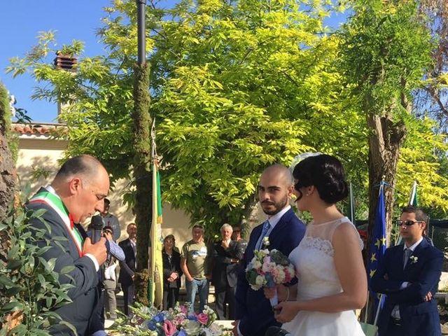 Il matrimonio di Tiziana e Vito  a Coreno Ausonio, Frosinone 20