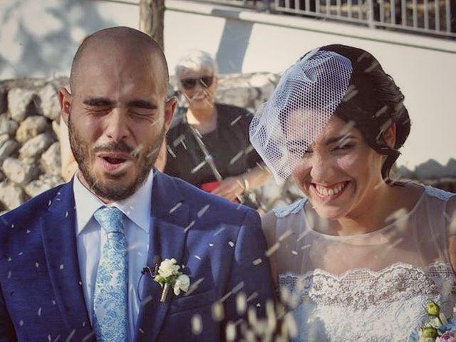 Il matrimonio di Tiziana e Vito  a Coreno Ausonio, Frosinone 2