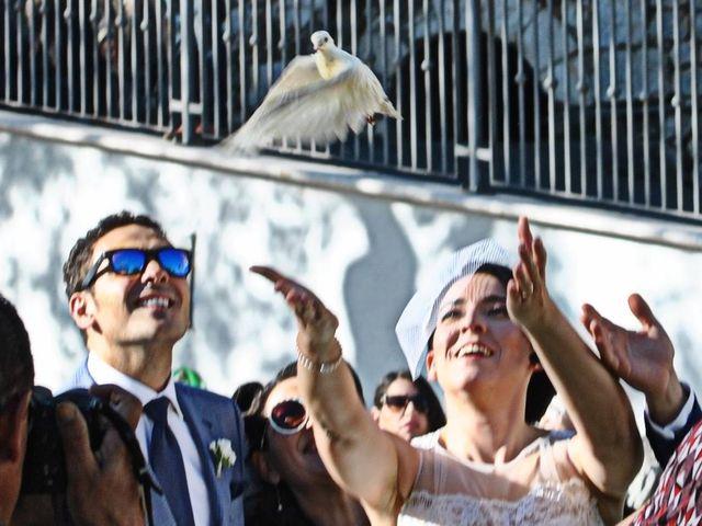 Il matrimonio di Tiziana e Vito  a Coreno Ausonio, Frosinone 21