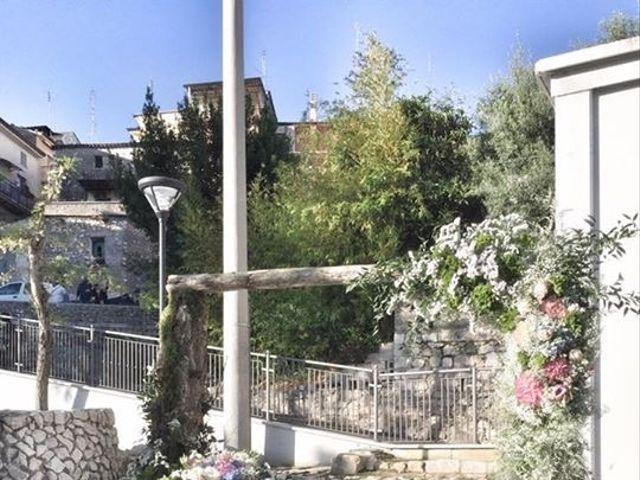 Il matrimonio di Tiziana e Vito  a Coreno Ausonio, Frosinone 24