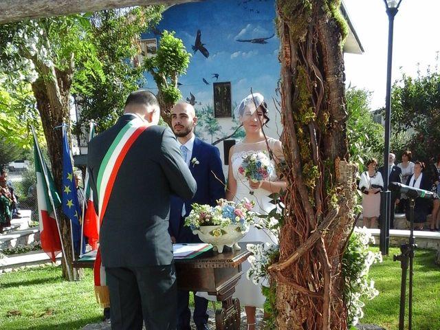 Il matrimonio di Tiziana e Vito  a Coreno Ausonio, Frosinone 25