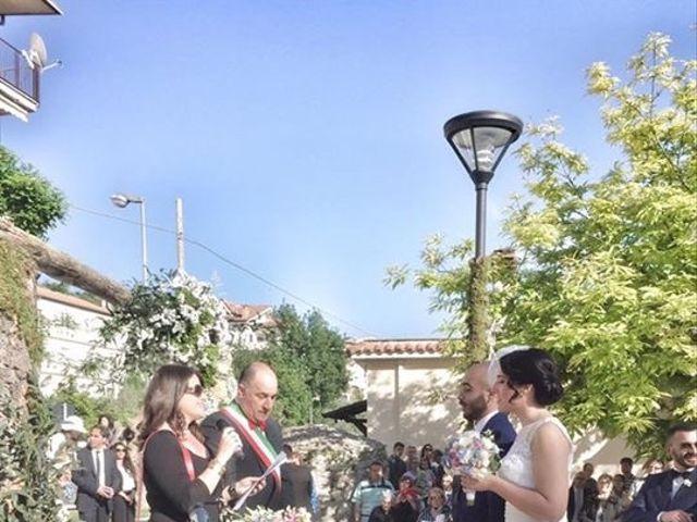 Il matrimonio di Tiziana e Vito  a Coreno Ausonio, Frosinone 28