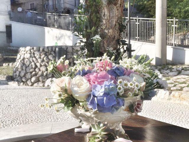Il matrimonio di Tiziana e Vito  a Coreno Ausonio, Frosinone 29