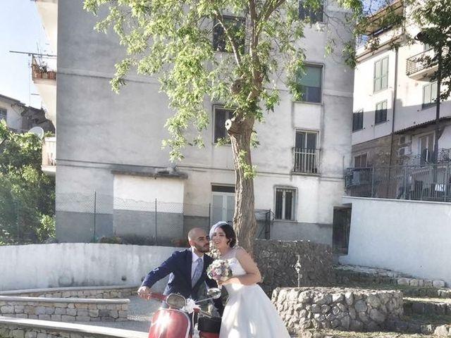 Il matrimonio di Tiziana e Vito  a Coreno Ausonio, Frosinone 30