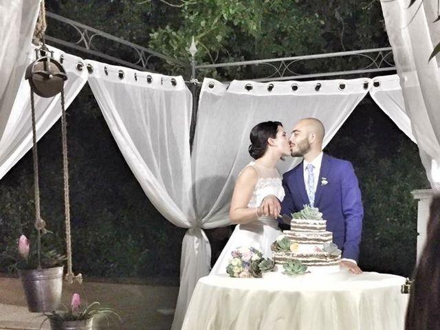 Il matrimonio di Tiziana e Vito  a Coreno Ausonio, Frosinone 38