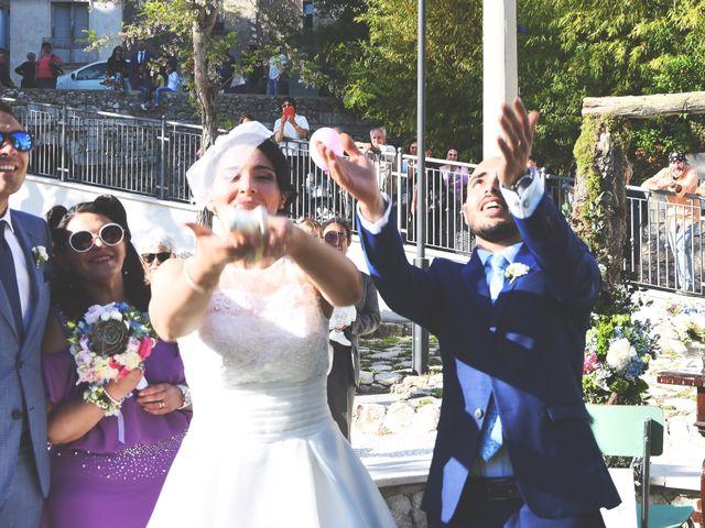 Il matrimonio di Tiziana e Vito  a Coreno Ausonio, Frosinone 40
