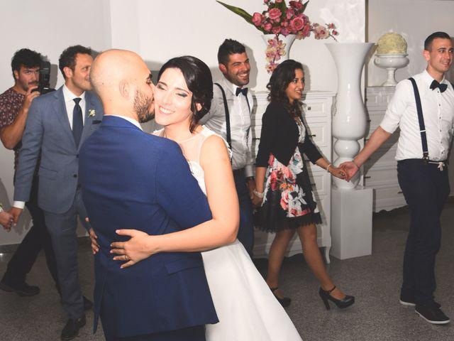 Il matrimonio di Tiziana e Vito  a Coreno Ausonio, Frosinone 42