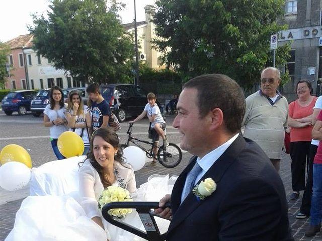 Il matrimonio di Chiara e Damiano  a Vigonovo, Venezia 7