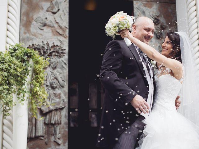Le nozze di Rocchina e Davide