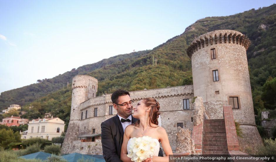 Il matrimonio di Raffaele e Viviana a Castellammare di Stabia, Napoli