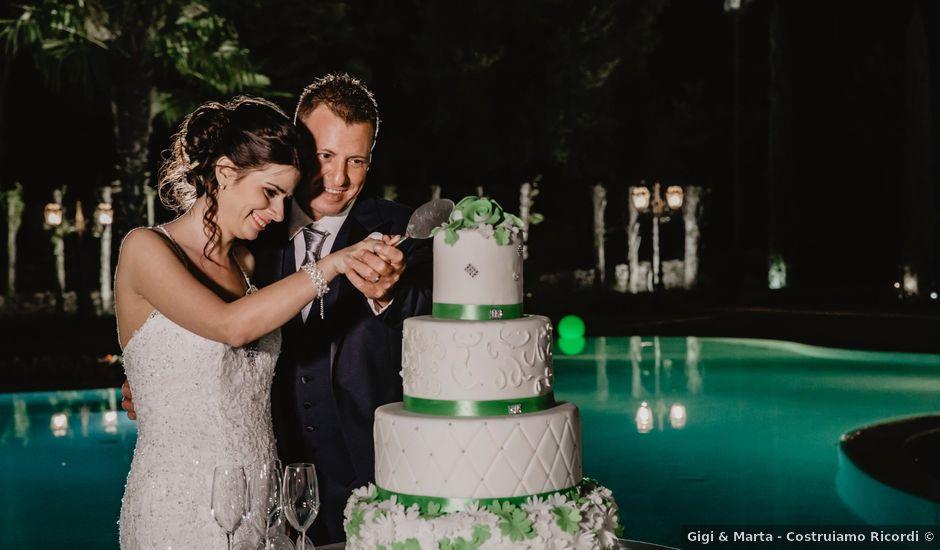 Il matrimonio di Luigi e Carmen a Castel Campagnano, Caserta