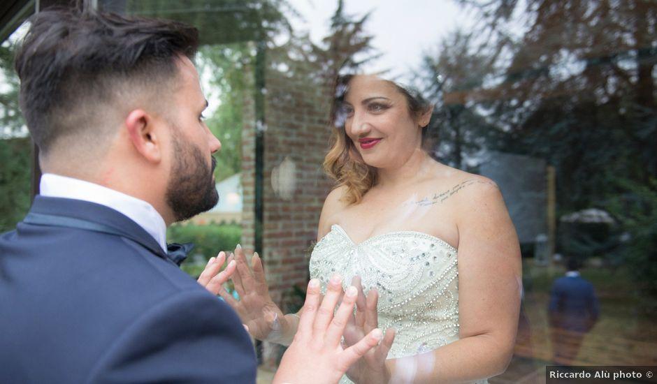 Il matrimonio di Giovanni e Roberta a Cantalupa, Torino