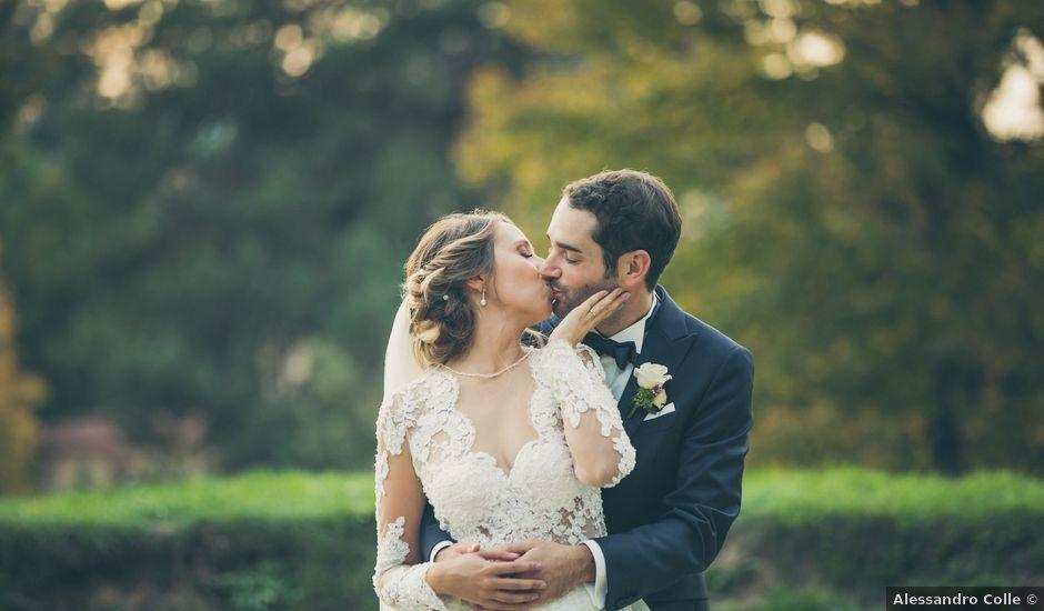 Il matrimonio di Jonathan e Chiara a Lucca, Lucca