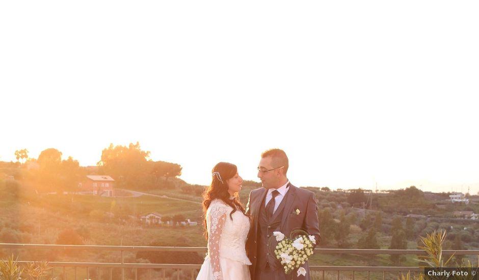 Il matrimonio di Cristian e Jessica a Camporotondo Etneo, Catania