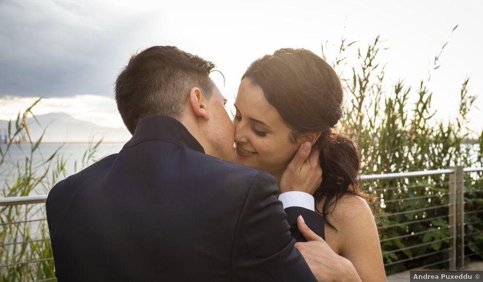 Il matrimonio di Michele e Chiara a Cagliari, Cagliari