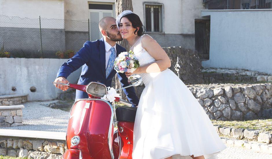 Il matrimonio di Tiziana e Vito  a Coreno Ausonio, Frosinone