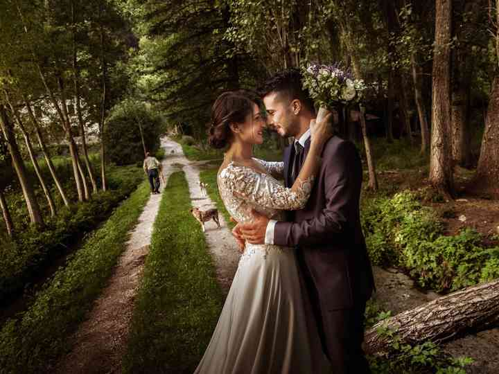 Le nozze di Licia e Ivan