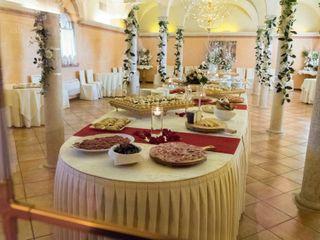 Le nozze di Stefania e Maurizio 1