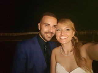 Le nozze di Olga  e Luca 1