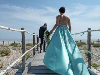 Le nozze di Antonella e Pierluigi