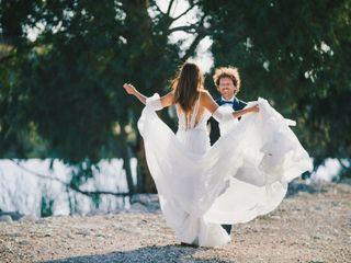 Le nozze di Clara e Gianluigi