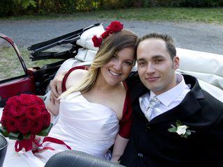 Le nozze di Cristian e Giada