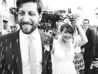 Le nozze di Sophie e Roberto