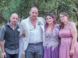 Le nozze di Valentina e Sameh