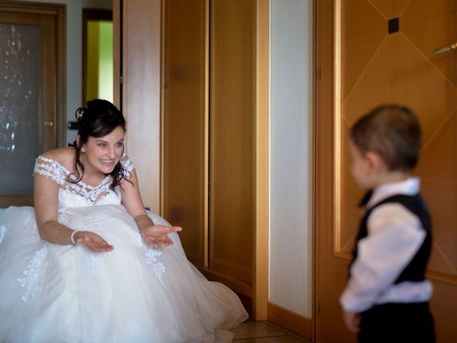 Il matrimonio di Carlo e Michela a Mezzana, Trento 2