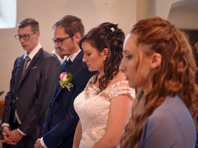 Il matrimonio di Carlo e Michela a Mezzana, Trento 15