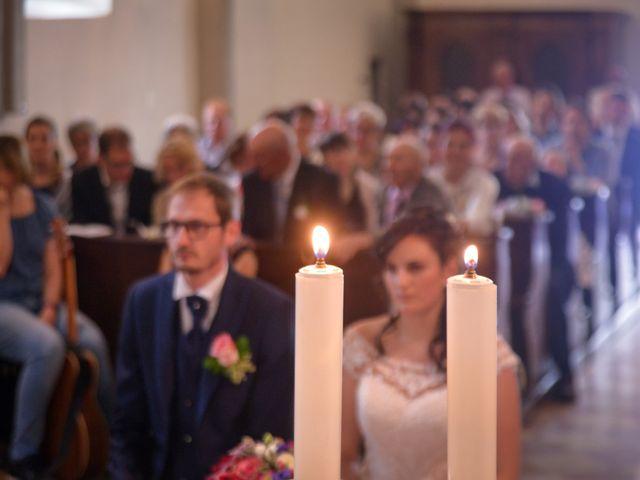 Il matrimonio di Carlo e Michela a Mezzana, Trento 17