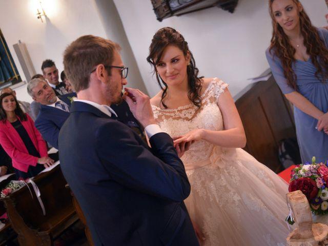 Il matrimonio di Carlo e Michela a Mezzana, Trento 19