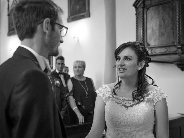 Il matrimonio di Carlo e Michela a Mezzana, Trento 21