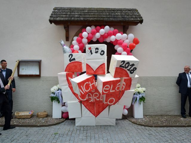 Il matrimonio di Carlo e Michela a Mezzana, Trento 22