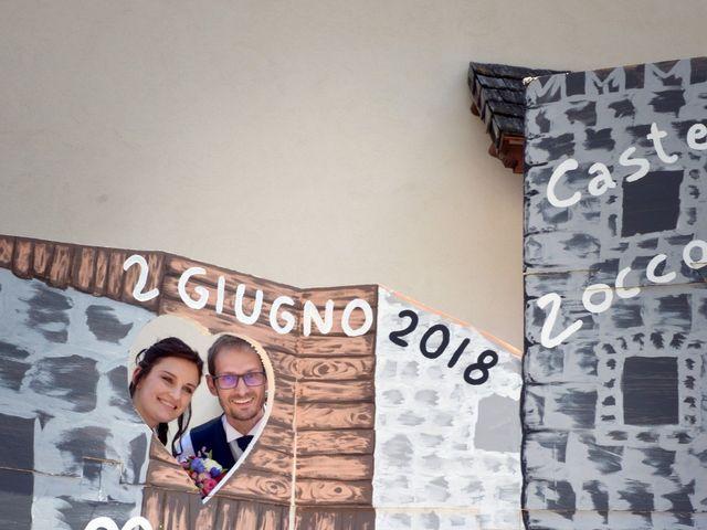 Il matrimonio di Carlo e Michela a Mezzana, Trento 27