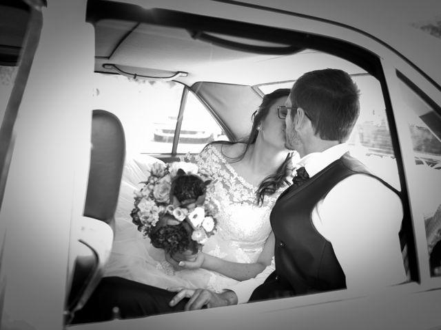 Il matrimonio di Carlo e Michela a Mezzana, Trento 28