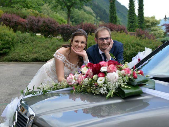Il matrimonio di Carlo e Michela a Mezzana, Trento 29