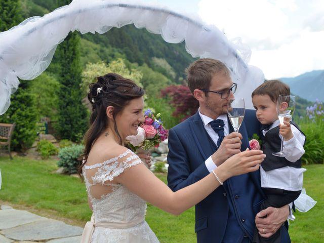 Il matrimonio di Carlo e Michela a Mezzana, Trento 31