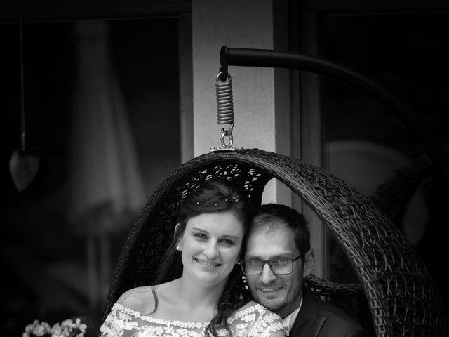 Il matrimonio di Carlo e Michela a Mezzana, Trento 38