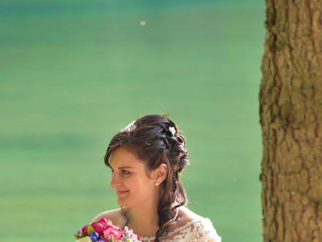 Il matrimonio di Carlo e Michela a Mezzana, Trento 40