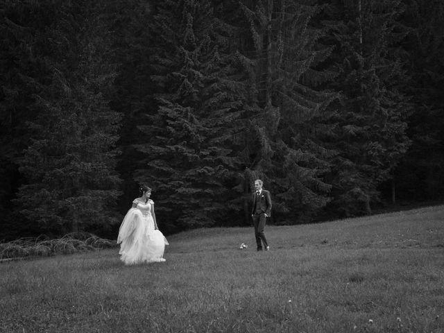 Il matrimonio di Carlo e Michela a Mezzana, Trento 44