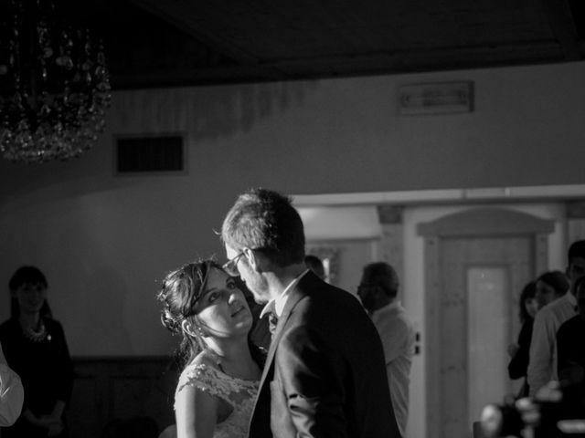Il matrimonio di Carlo e Michela a Mezzana, Trento 50