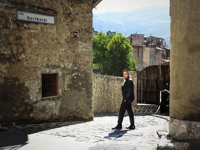 Il matrimonio di Learco e Anca a Longi, Messina 4
