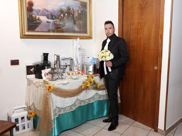 Il matrimonio di Learco e Anca a Longi, Messina 6