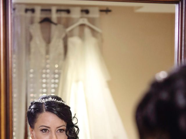 Il matrimonio di Learco e Anca a Longi, Messina 8