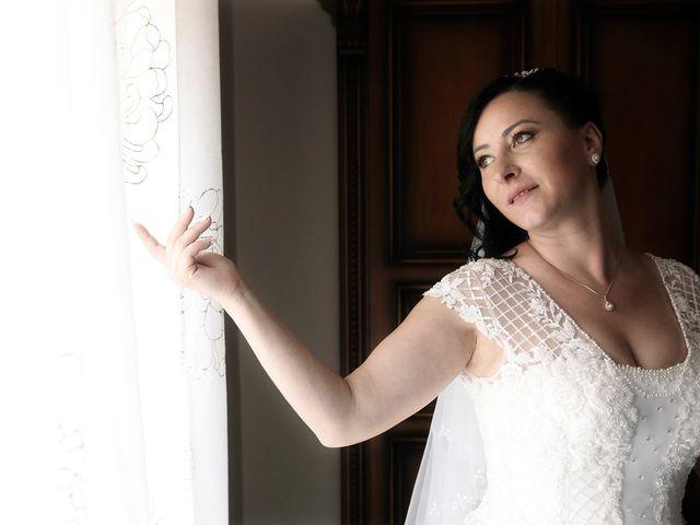 Il matrimonio di Learco e Anca a Longi, Messina 10