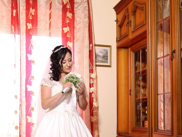 Il matrimonio di Learco e Anca a Longi, Messina 11
